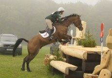 Aoife Clark (IRL) on Fernhill Adventure