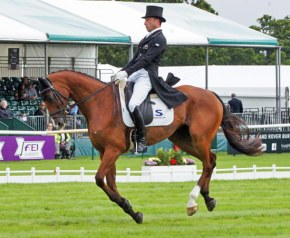 5th=: Tim Price (NZL) and Ringwood Sky Boy