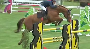 Chacco Kid is the latest horse to join Eric Lamaze's stable.