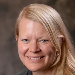 Dr Lori Bidwell