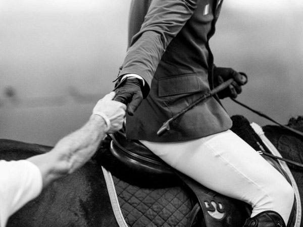 The FEI posted this picture in support of the Inglis family, under the hashtag #RideForOlivia.