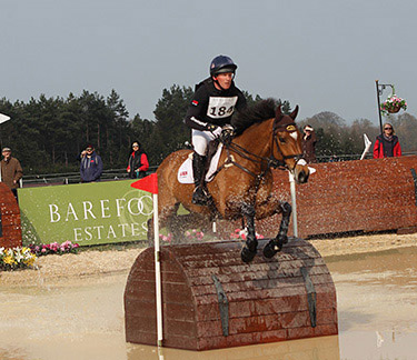 Oliver Townend and Cooley Master Class won Burnham's CIC3*.