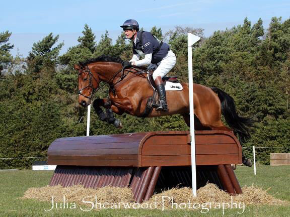William Fox-Pitt and Cool Mountain in action at the Barefoot Estates Burnham Market International Horse Trials at the weekend.