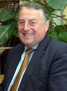 Dr Barry Johnson