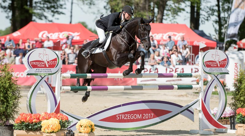 Andreas Dibowski and Butts Avedon in the CICO3*.