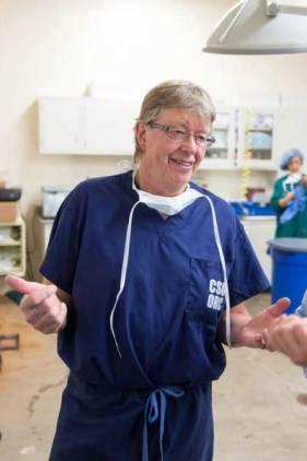 Dr Wayne McIlwraith Photo: John Eisele/Colorado State University