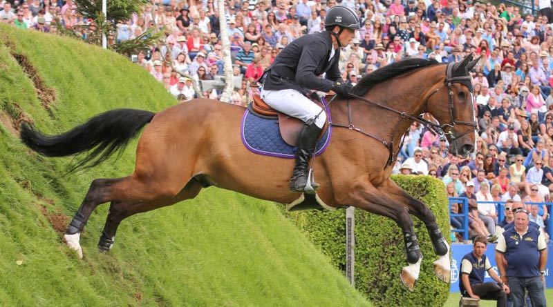 Trevor Breen's Adventure De Kannan is to be officially retired at Hickstead next month.