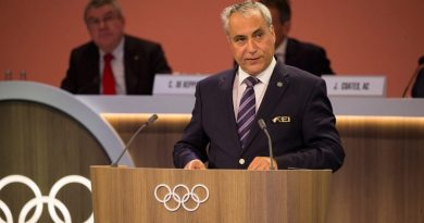 FEI President Ingmar De Vos, who was elected as an IOC Member at the IOC Session in Lima, Peru, on Friday.