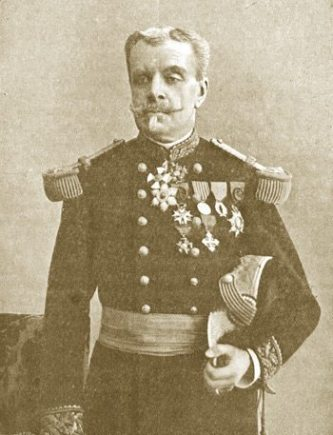 François Nicolas Guy Napoleon Faverot of Kerbrech