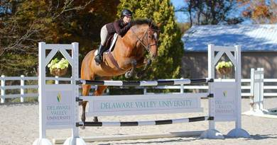 Delaware Valley University has released a study on the economic impact of the equine industry in southeastern Pennsylvania. Photo: Delaware Valley University
