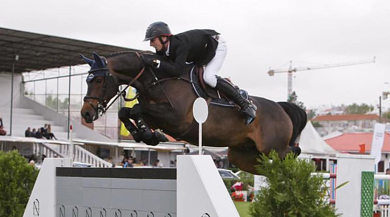 Showjumper Jack Dodd has died at age 25 following a car accident in Belgium.