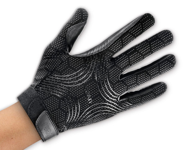 Uvex's new Ceravent riding glove.