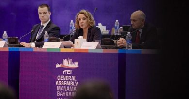 """New bidding process """"not necessarily the end"""" for World Equestrian Games, FEI says"""