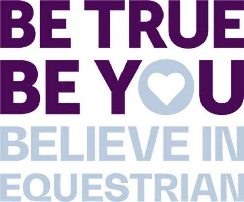 "The ""Be True"" logo on the FEI website."