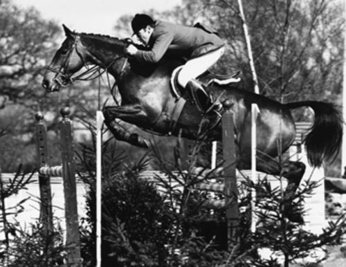 Ted Edgar was one of showjumping's leading riders and innovators.