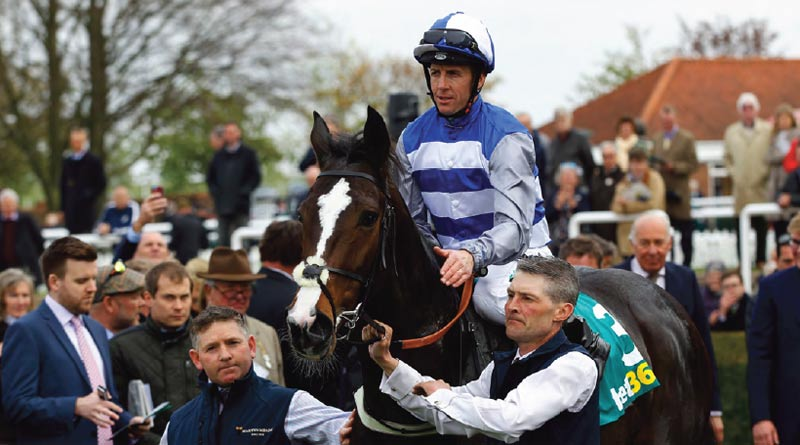 Mark Todd has taken over the training of Eminent, who is currently in quarantine with plans to travel to Australia to chase Group success.