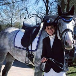 Young eventer dies in cross-country fall at French champs