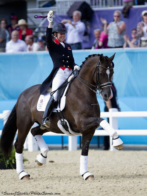 On film and in bronze: Valegro makes mark again - Horsetalk.co.nz