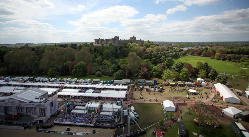 This year's Royal Windsor Horse Show is Virtual Windsor 2020, an online platform that merges virtual competition with ecommerce and social media.