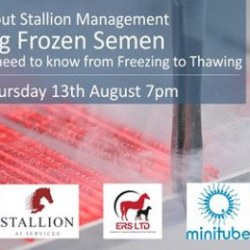 Free webinar: All you need to know about freezing and thawing semen