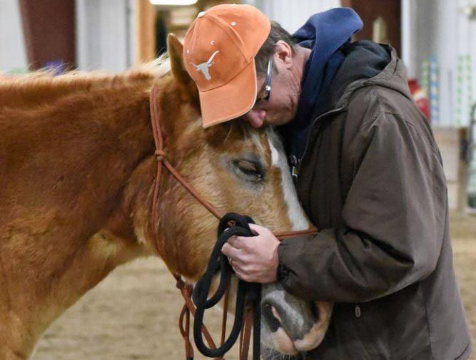 Jester Park Equestrian Center's Horses Helping Heroes program has received the US Department of Veteran's Affairs Adaptive Sports Program for Disabled Veterans and Disabled Members of the Armed Forces Grant of $107,000.