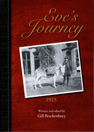 Eve's Journey tells the story of Eve Brackenbury and her solo walking tour in 1923.
