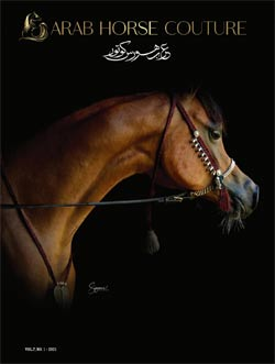 The first issue of the year of the magazine Arab Horse Couture is available online to view for free.