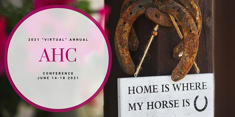 The American Horse Council's 2021 virtual conference is from June 14 to 18.