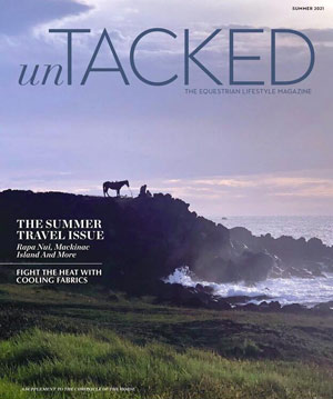 View the Summer 2021 issue of Untacked.