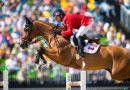 Eric Lamaze won his third Olympic medal for Canada riding Fine Lady 5 at the 2016 Olympic Games in Rio de Janeiro, Brazil.