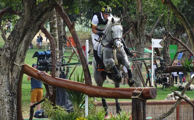 The equestrian disciplines of the Olympic Games face special challenges relating to heat and humidity.