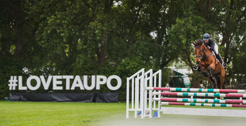 Competitions including showjumping, dressage, and western events will feature at Equifest.