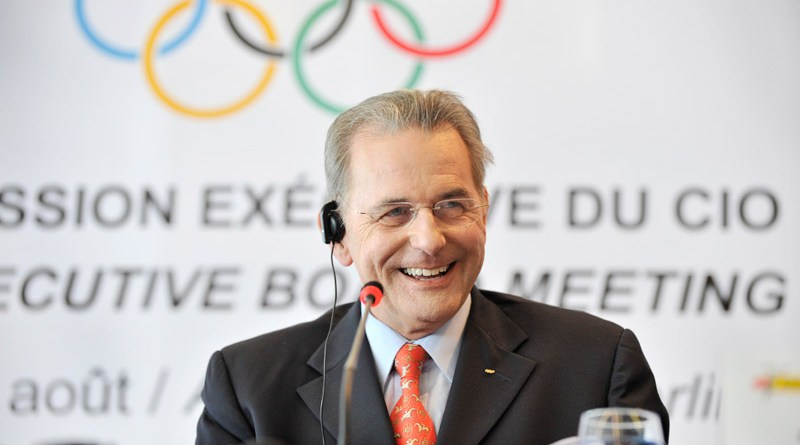 Count Jacques Rogge, former IOC President, has died at the age of 79.