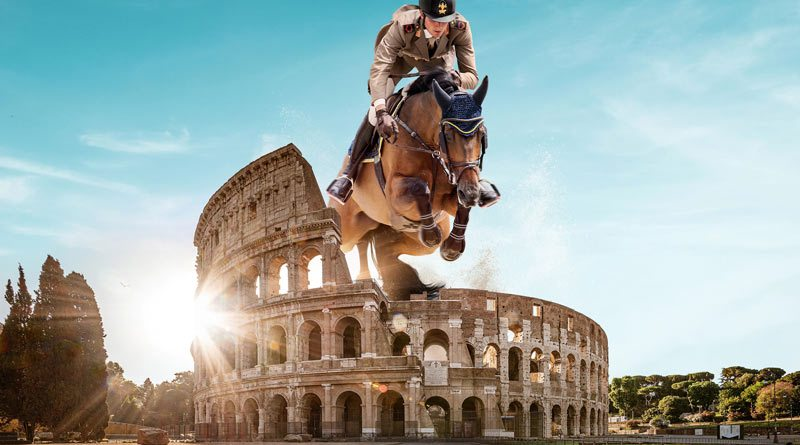 Press Release: 10.08.21 Ancient Rome's Circus Maximus to host horses for the first time in over 2,000 years as the new location for Longines Global Champions Tour of Rome
