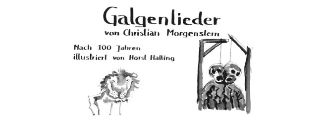 Buch: Galgenlieder von Christian Morgenstern