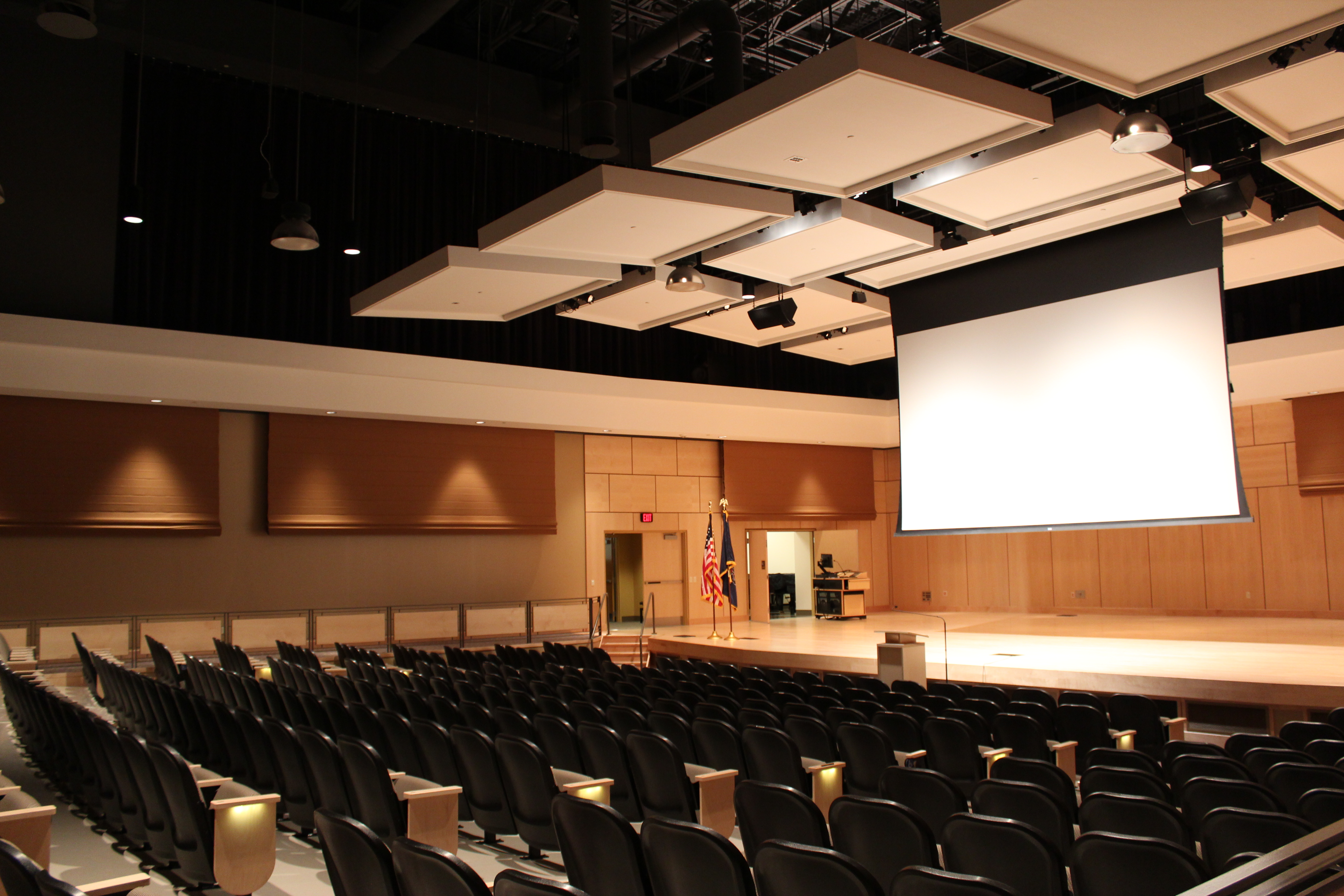 And Performing Arts Center Visual Millersville University