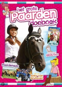 Het grote paarden doeboek