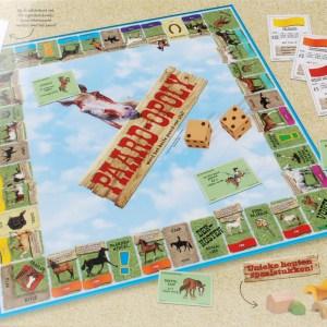 Paard-opoly, monopoly voor liefhebbers van paarden