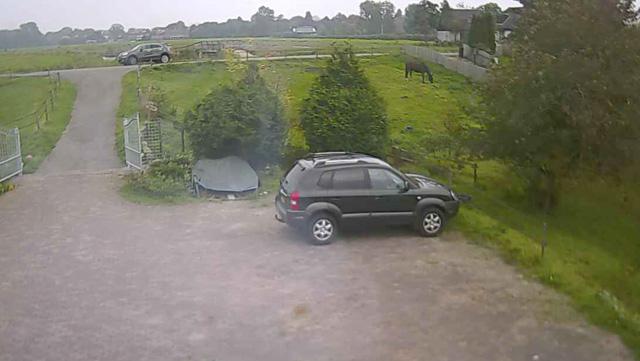Ip-camera als weiland camera