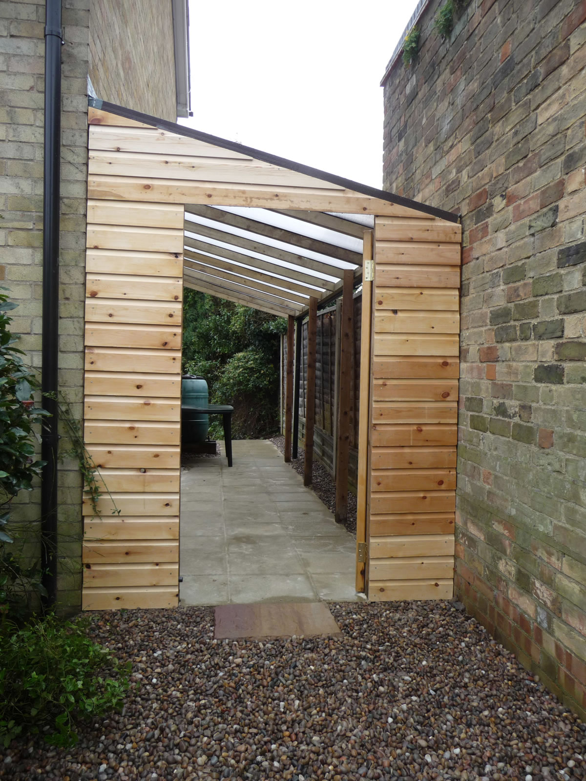 Decking Fencing And Timber Buildings By Hortiservices