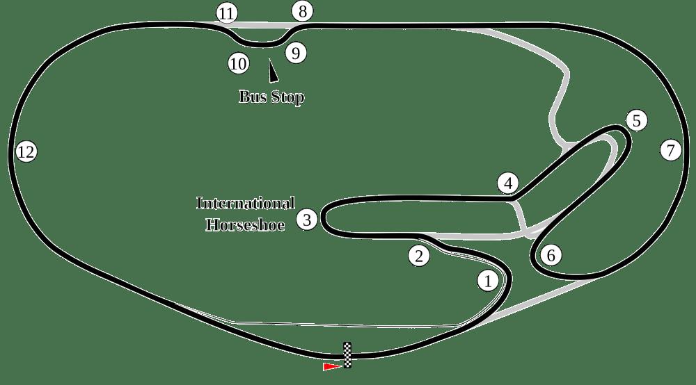 Horton Autosport qualifies for the Rolex 24 at Daytona
