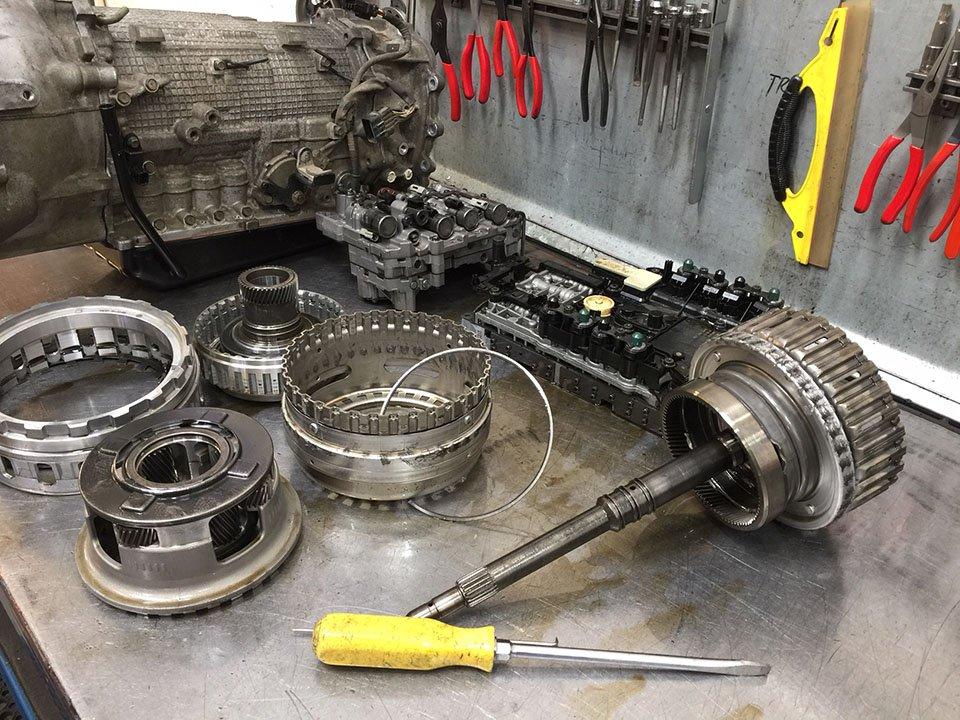 Volvo Auto Gearbox Repairs | Horton Cars