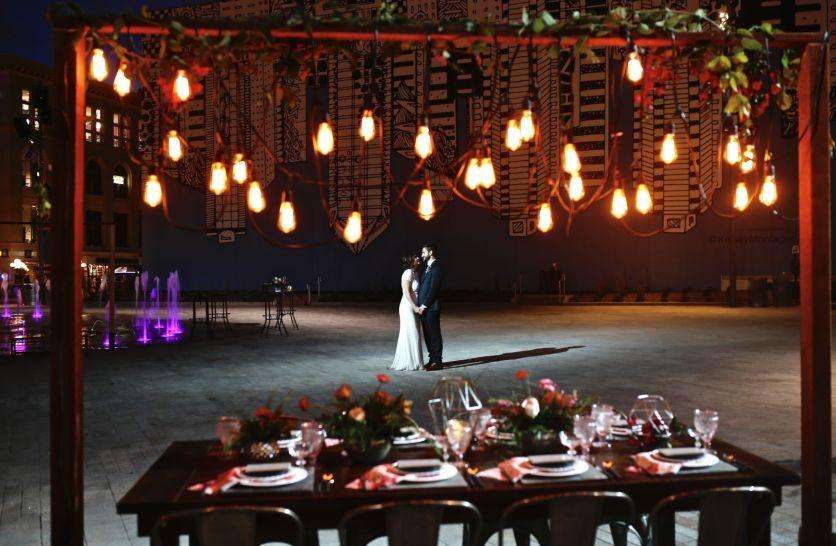 Horton Plaza Park Wedding Style Shoot.3