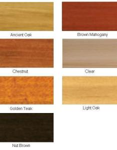 Pictures of johnstones wood stain colours also rh woodstainruiteispot