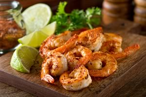 Ultimate Cajun Seasoning - Shrimps