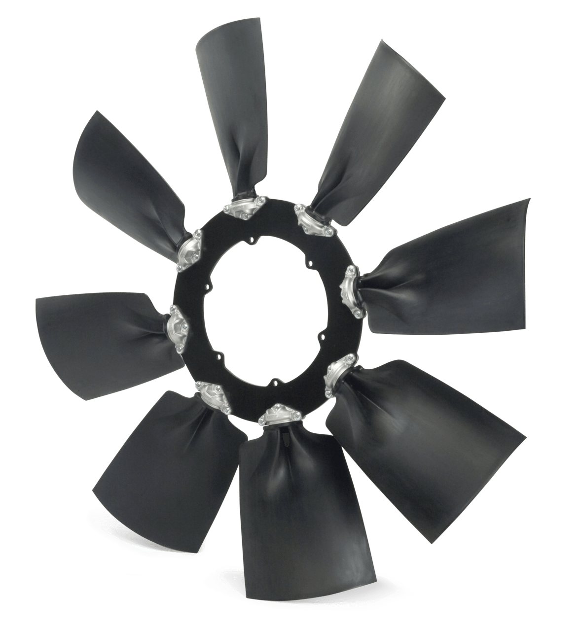 hight resolution of engine cooling fan