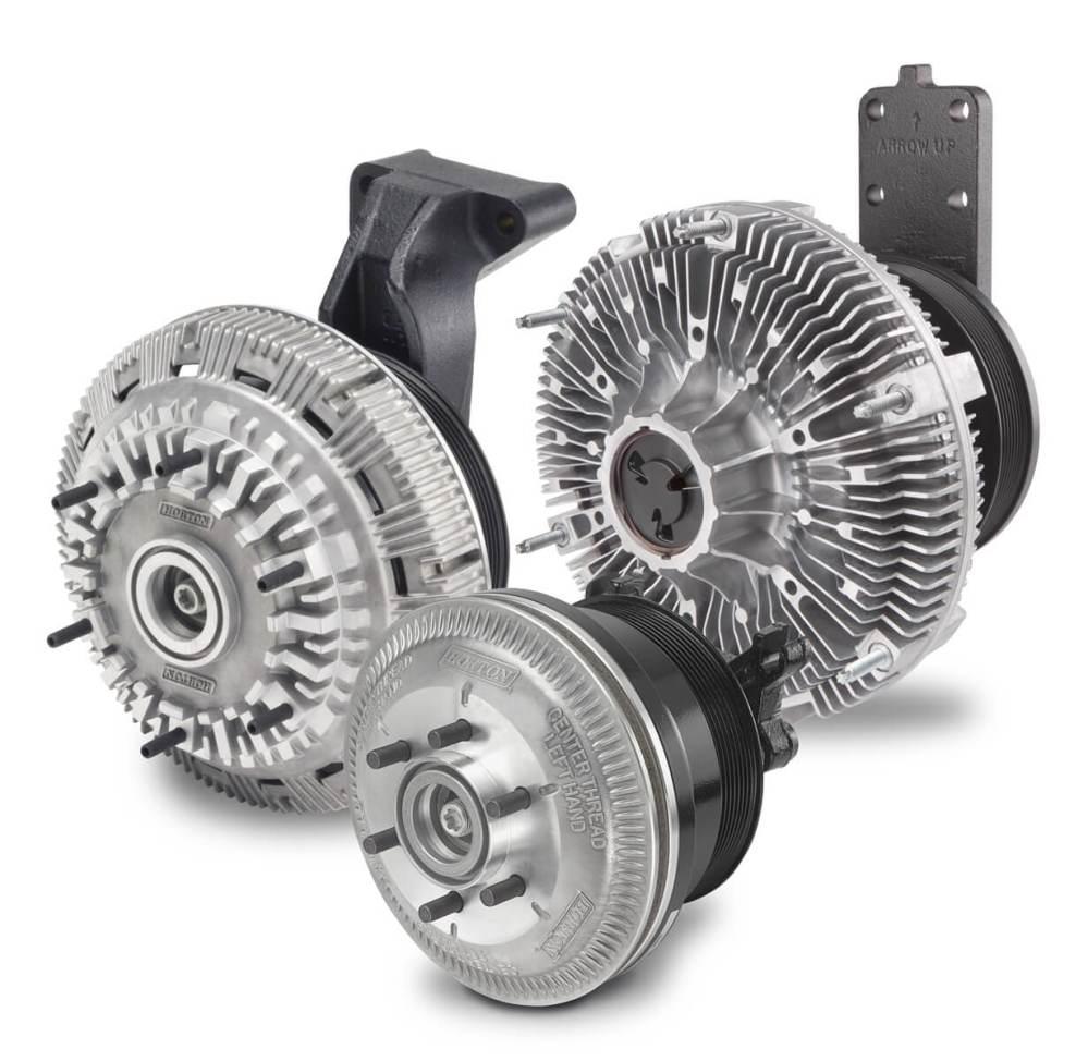 medium resolution of fan drives or fan clutches