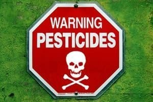 training on the safe use of pesticides