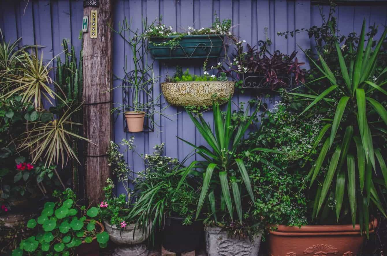 The Best Space-Saving Ideas for a Small Garden