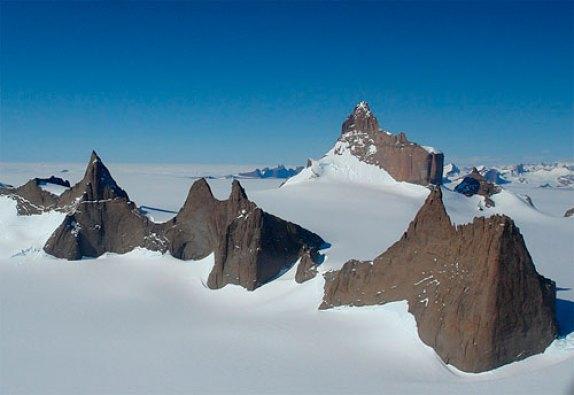 Huberbuam do Antarktidy